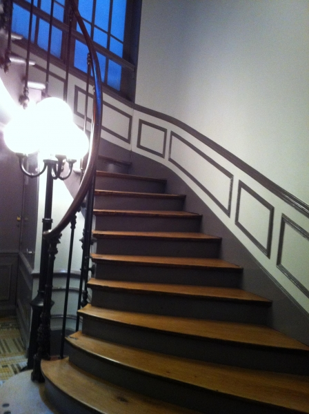 R novation d 39 une cage d 39 escalier d 39 un immeuble en copropri t paris - Assurer un immeuble en copropriete ...
